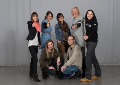 Team Bilder 2014