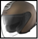 Schuberth Jethelm M1 Madrid Metal braun