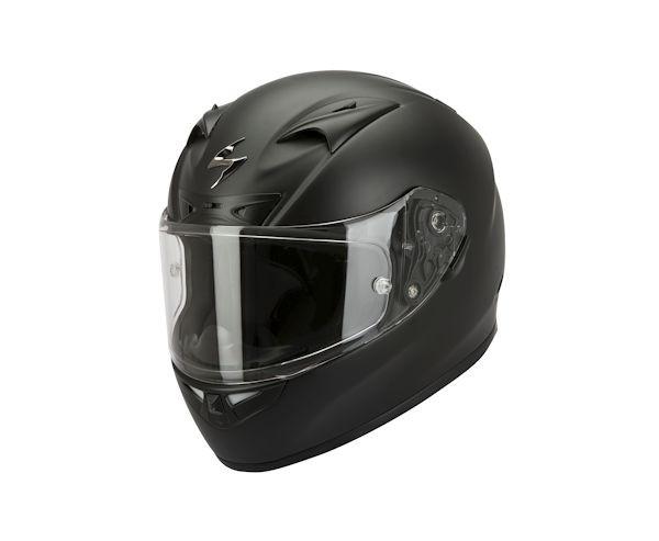 EXO-710 AIR SOLID schwarz matt_1