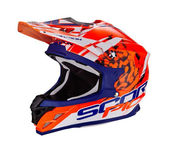 VX-15 EVO AIR KITSUNE orange blau weiss_1