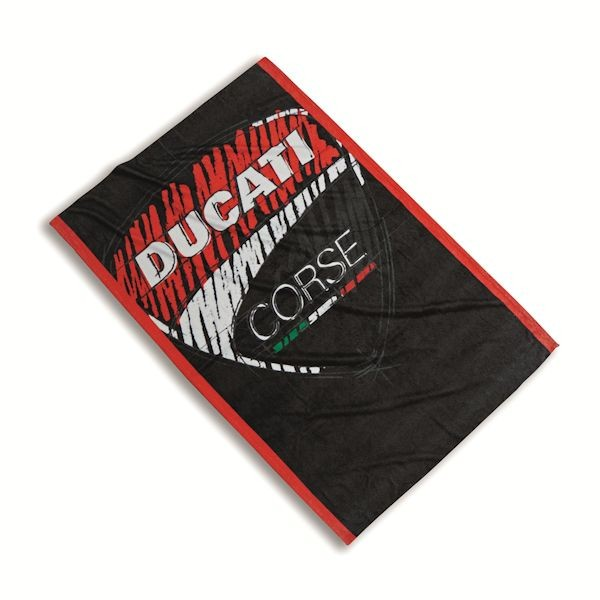 Ducati 987695091 Strandtuch Sketch_1