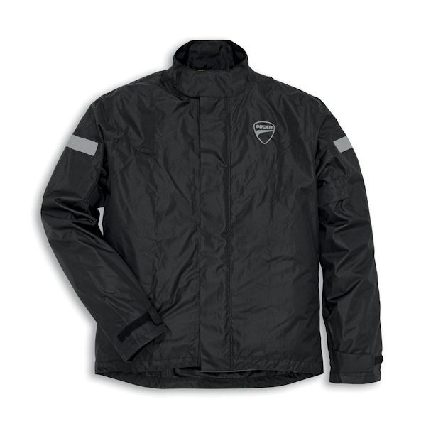 Ducati 98102829 Regenjacke schwarz_1