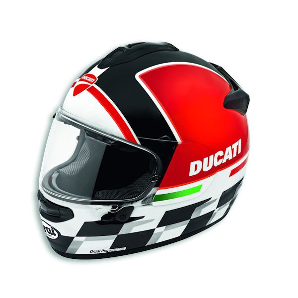 Ducati 98104057 Helm Checkmate_1