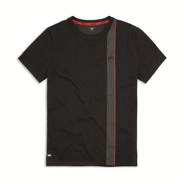 Ducati 98769467 Herren T-Shirt Merge schwarz_1