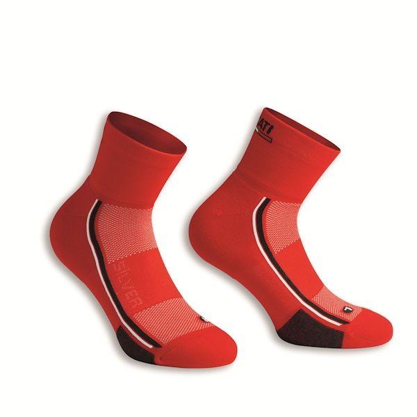 Ducati 98103861 Socken Comfort V2 rot_1