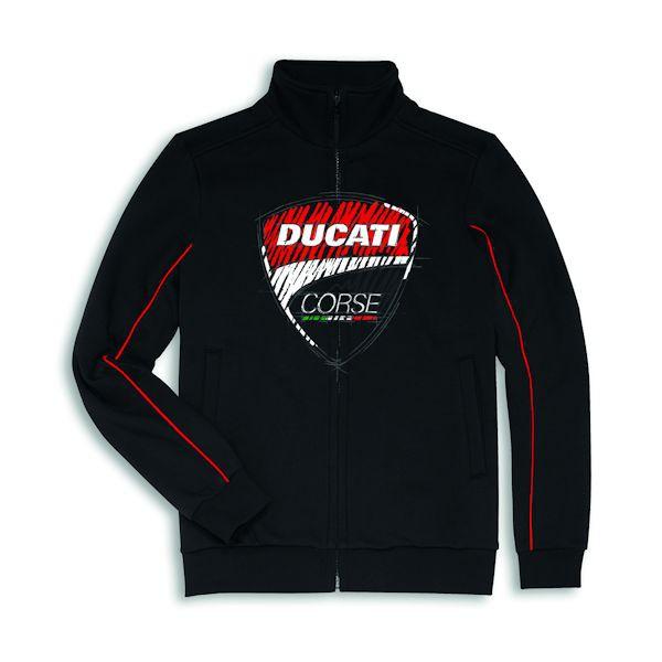 Ducati 98769738 Sweatjacke Sketch.F_1