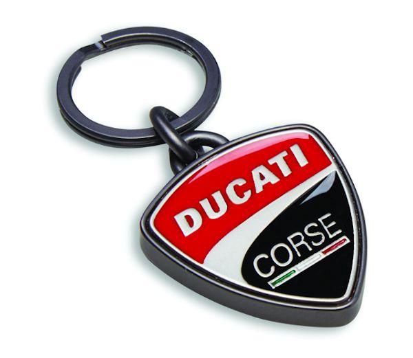 Schlüsselanhänger | Merchandise | DUCATI | Motoshop Lanz