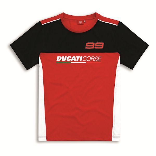 Ducati 98769716 T-Shirt Lorenza.F_1