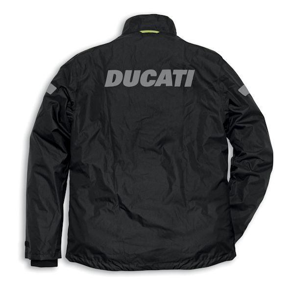 Ducati 98102829 Regenjacke schwarz R_2