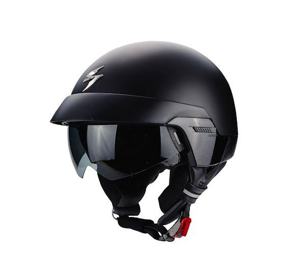 EXO-100 schwarz-matt_1