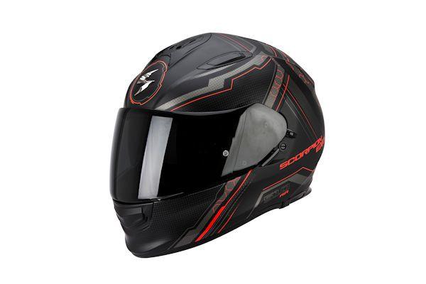 EXO-510 AIR SYNC schwarz-rot-matt_1