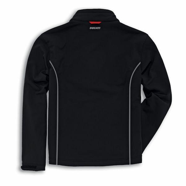 Ducati 98103080 Shoftshell Jacke R_2