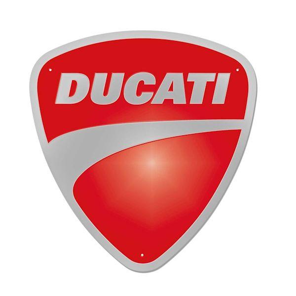 Ducati 98769017 Metalschild Company_1