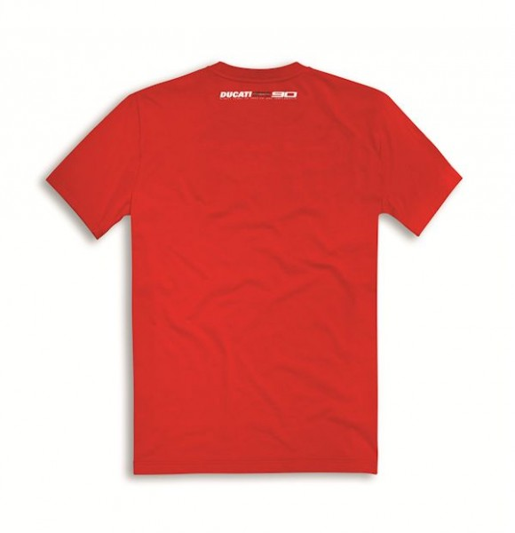 Ducati 98769523 T-Shirt B_2