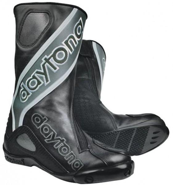 Stiefel EvoSports schwarz grau_1