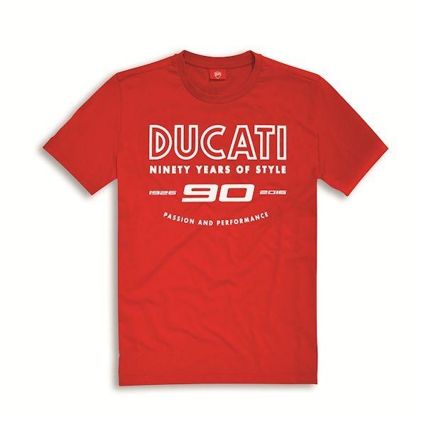 Ducati 98769523 T-Shirt F_1