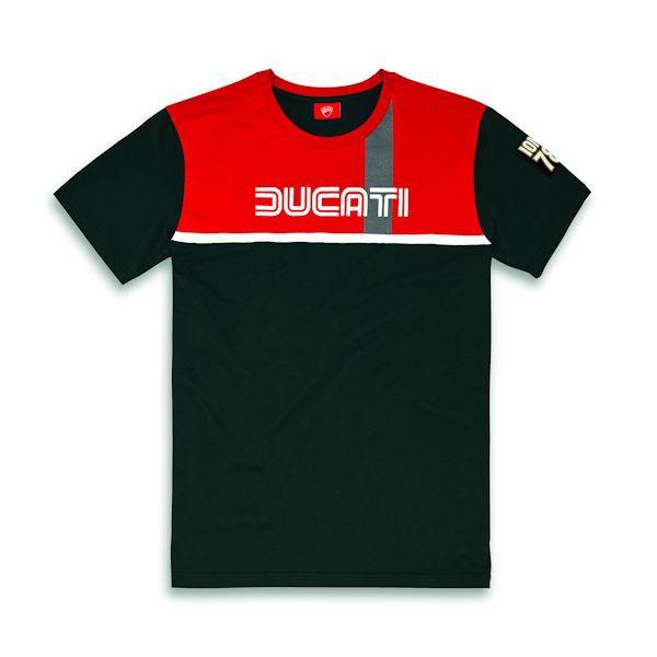 Ducati 98769747 T-Shirt IOM.F_1