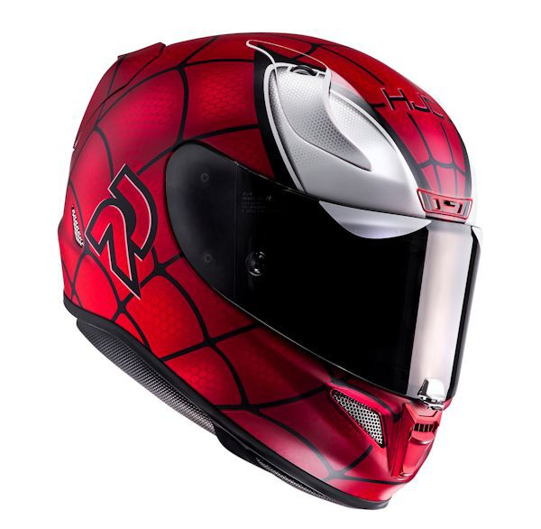 HJC Helm Rpha-11 Marvel-Spiderman_1