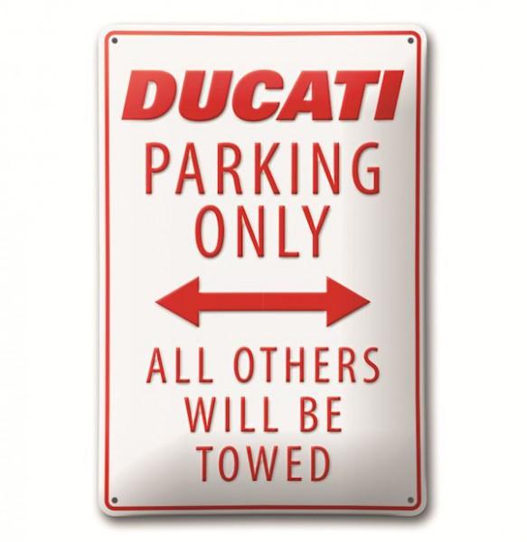 Ducati 987694028 Schild_1