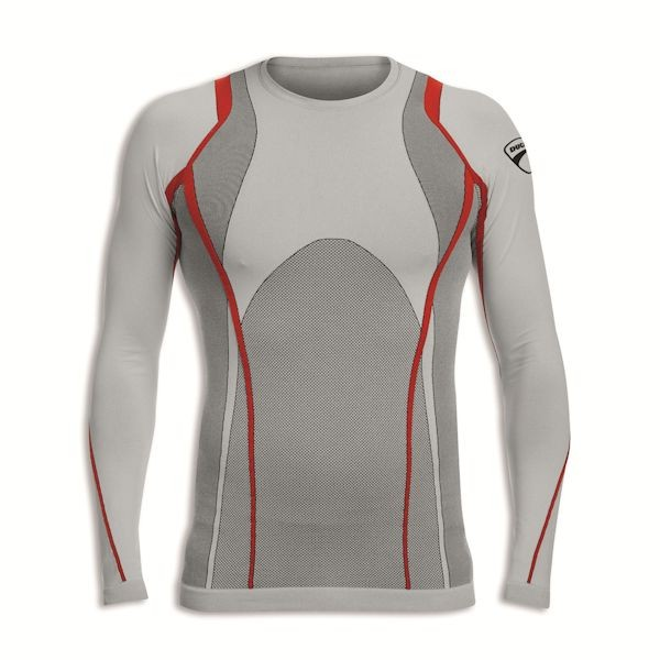 Ducati 98104001 Funktionsshirt lang Front_1