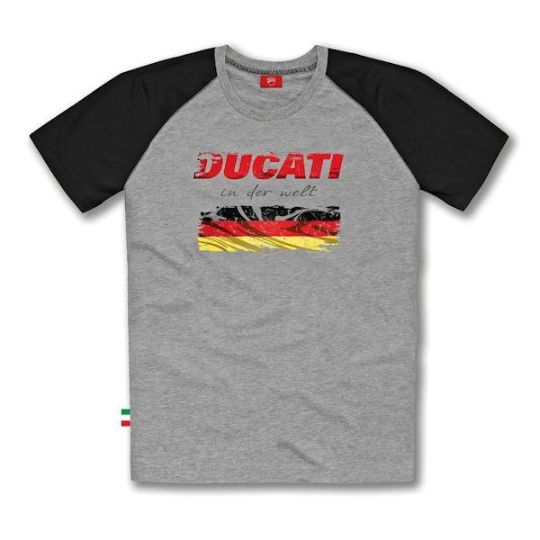 Ducati 98769039 T-Shirt F_1